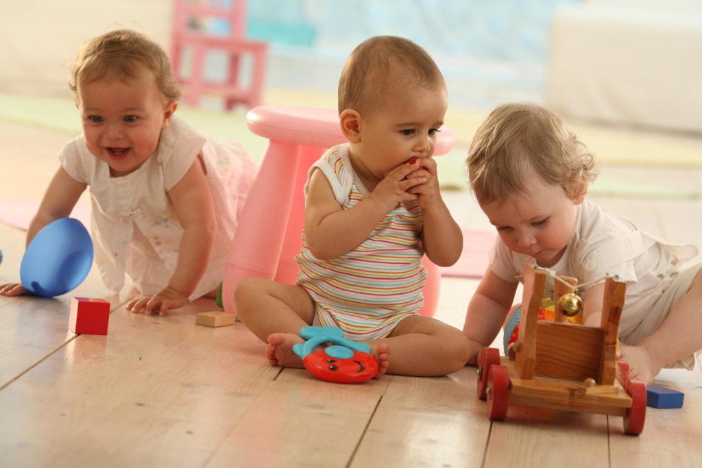 фото детский сад в 2 года