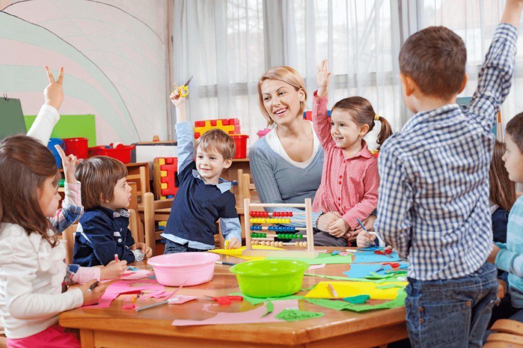 развитие самостоятельности детей