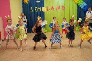 ЧАВО по частному детскому саду LEMOLAND
